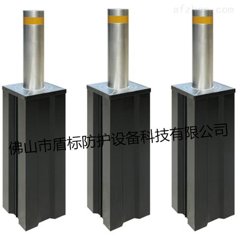 盾标自动伸缩柱升降柱厂家,全自动升降路障