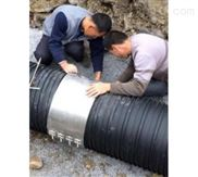 山西大同供應DN529電熱熔套保溫管塑料支架