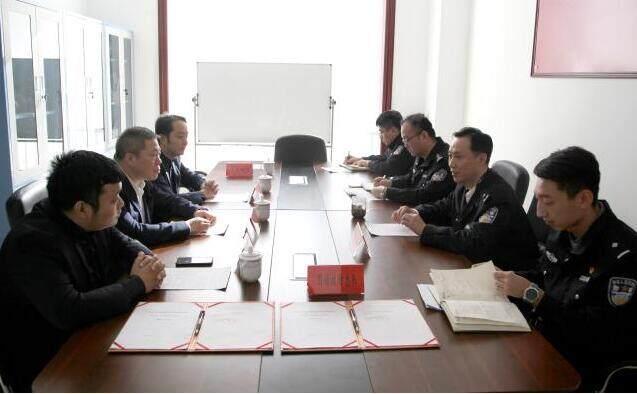 东方网力与天津市公安局图像侦查和技防监管总队签署战略合作协议