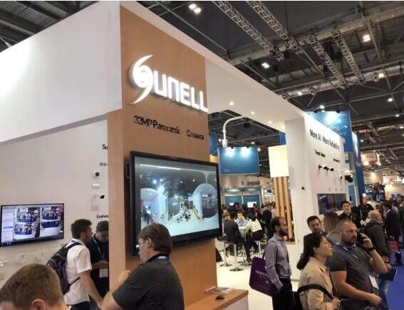 2018英国展:加码AI 景阳助民族品牌强劲崛起