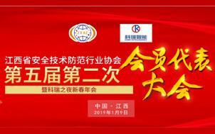 江西省安防2019新春年会