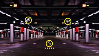智慧停车:有效盘活闲置车位资源 让城市生活更美好