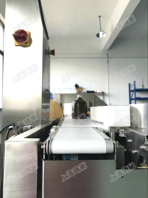 金属探测和重量检测一体机