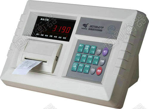 XK3190-A1+P地磅称重显示器