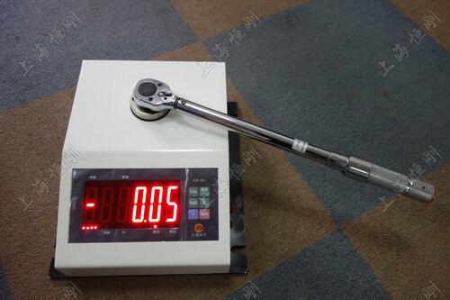 便携式力矩扳手检验仪