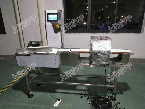 属检测和重量检测一体机
