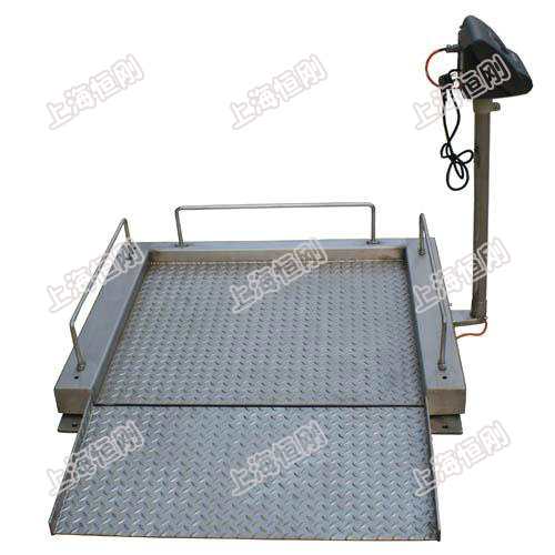 透析室轮椅秤