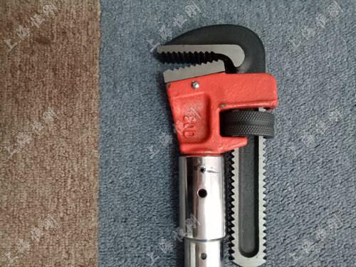 SGSX数显扭力扳手  可换管钳头