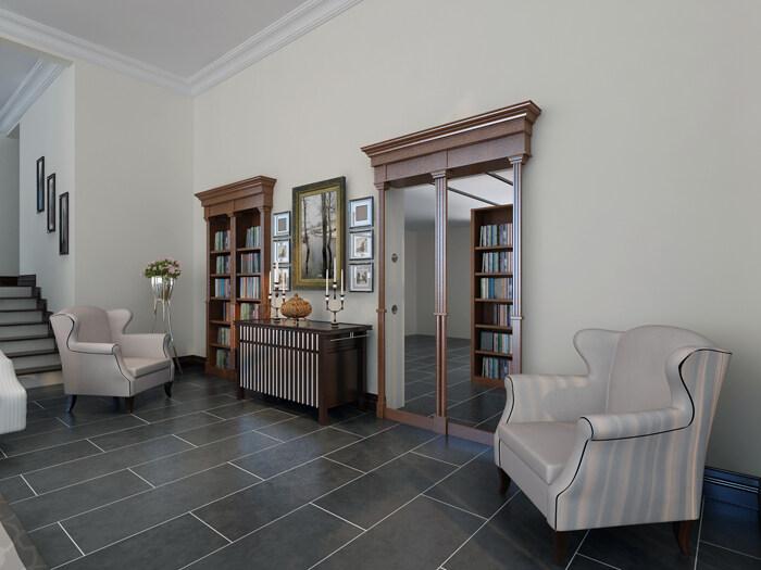 旋转密室与书柜密室那种你喜欢