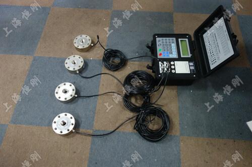 多通道手持测力仪表图片