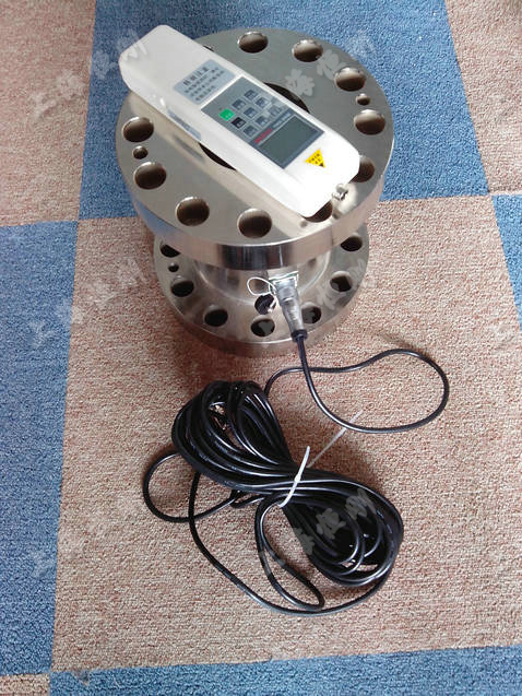 法兰测力传感器图片