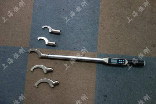 套筒检测扭力扳手图片   (勾头)