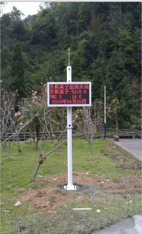 brl-fy 公园,旅游景区,森林负氧离子监测系统