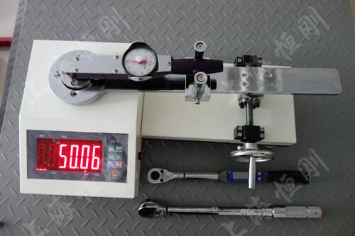 SGXJ扭矩校验仪检测扳手图片
