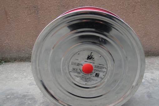 锈钢水带卷盘 消防软管卷盘