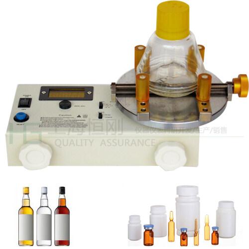 瓶盖扭力测量仪