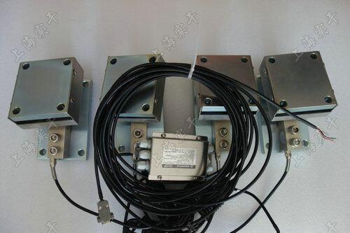 带控制阀门称重传感器