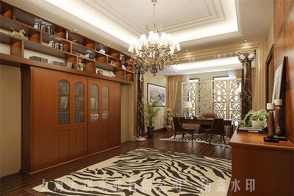 别墅密室设计效果图