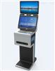 1钱林特价智能人证识别机|立式双屏访客机